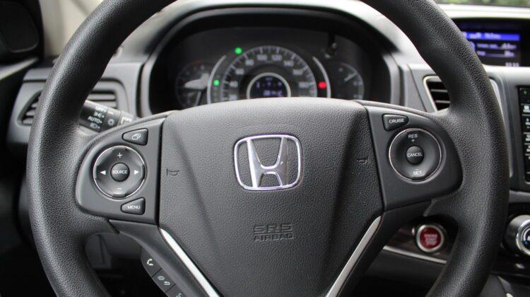 Honda CRV 2015 lleno
