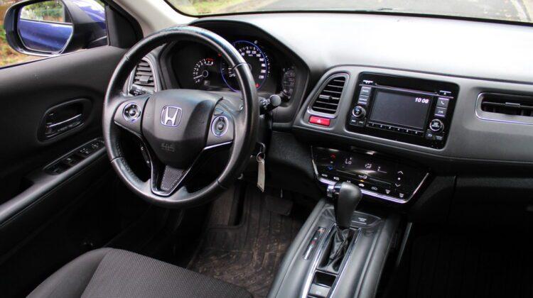 Honda HRV 2016 lleno