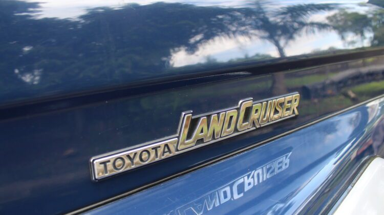 Toyota Landcruiser FJ71 2007 lleno