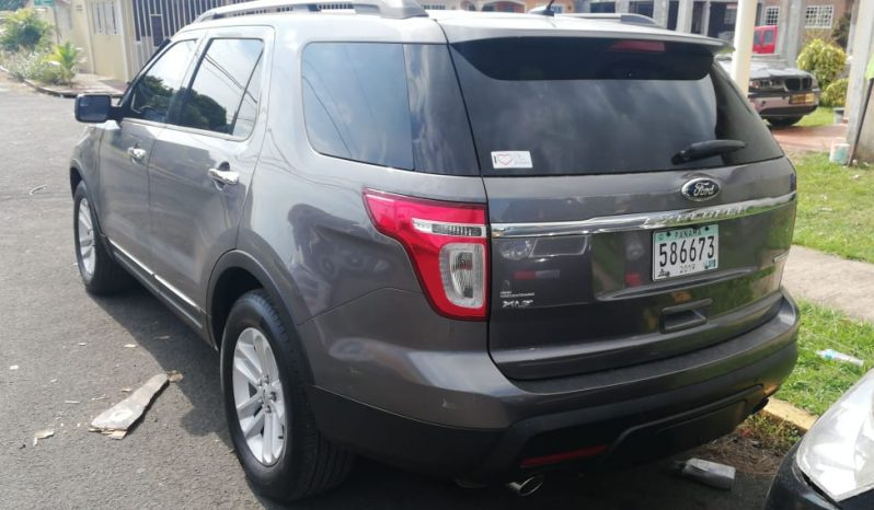 Usado FORD EXPEDITION XLT 2013 lleno