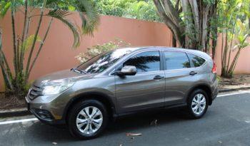Honda CRV 2012 lleno