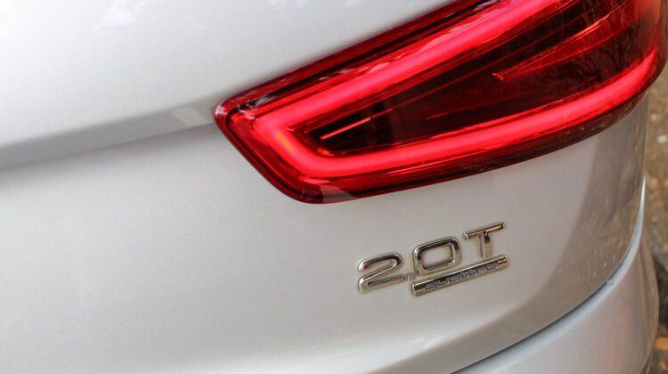 Audi Q3 2013 lleno