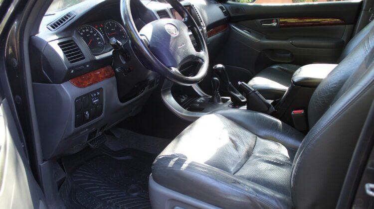 Toyota Prado 2009 lleno