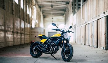 Ducati Scrambler Full Throttle lleno