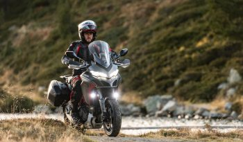 Ducati Multistrada 1260 S Grand Tour lleno