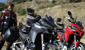 Ducati Multistrada 1260 lleno