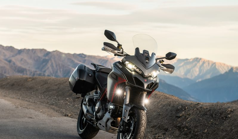 Ducati Multistrada 1260 S Grand Tour lleno