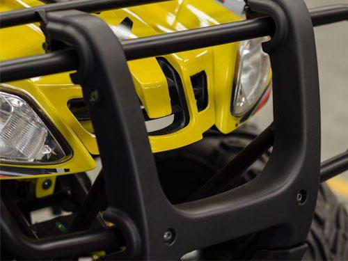 ITALIKA ATV 200 lleno