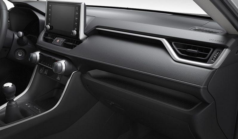 Toyota RAV4 lleno