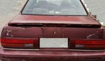 Usado Nissan BLUE BIRD 1990 lleno