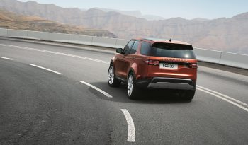 LAND ROVER DISCOVERY 2019 lleno