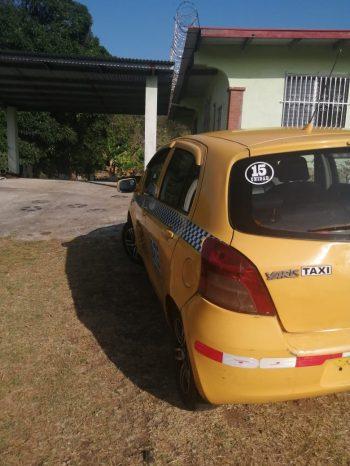 Usado Toyota Yaris 2007 lleno