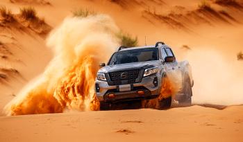 Nissan Frontier PRO 4X lleno