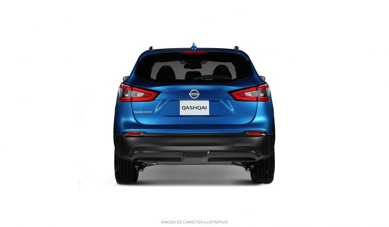 Nissan Qashqai Sense lleno