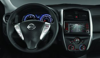 Nissan Versa Drive lleno
