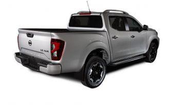 Nissan Frontier LE lleno