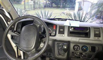 Usado Toyota Hiace 2012 lleno