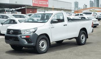 Usado Toyota Hilux Cabina Sencilla 4×2 2019 | CT2296 lleno
