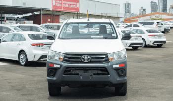 Usado Toyota Hilux Cabina Sencilla 4×2 2019 CN1674 lleno