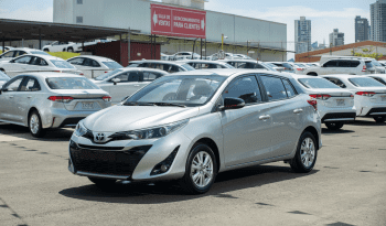 Certificado Toyota Yaris Hatchback 2020 | EB0523 lleno